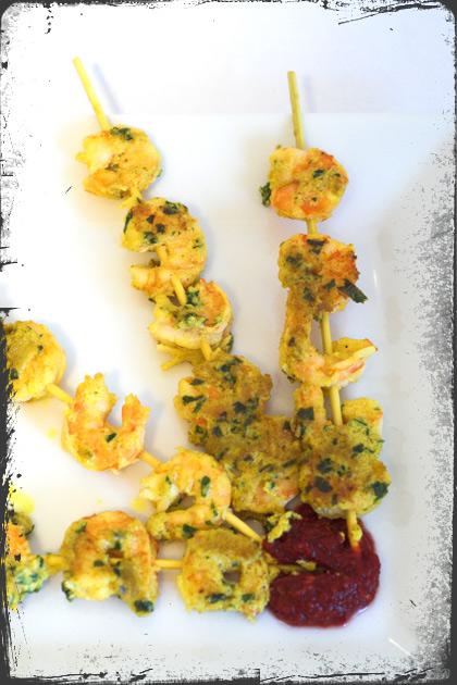 Kebab di mazzancolle