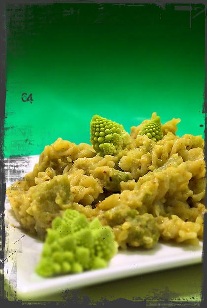 Fusilli piccanti con broccoloromano
