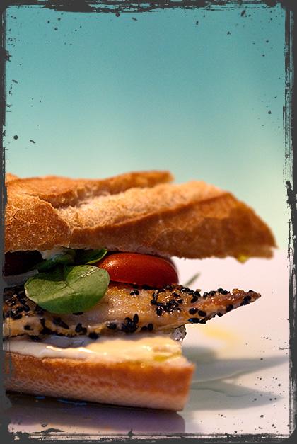 Sandwich di orata