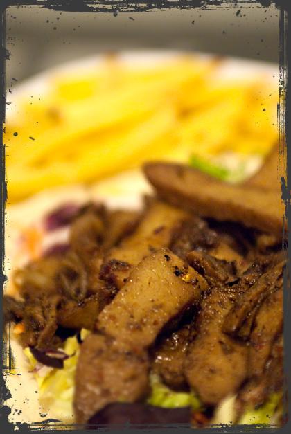Kebab di Seitan